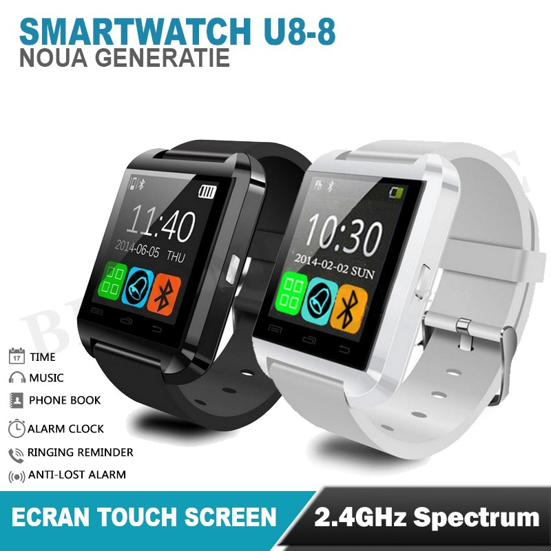 Top Smartwatch ceasuri inteligente ieftine sub 200 ron