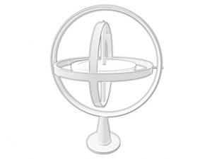 giroscop telefon