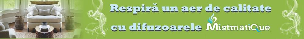 Oferta difuzoare aromaterapie